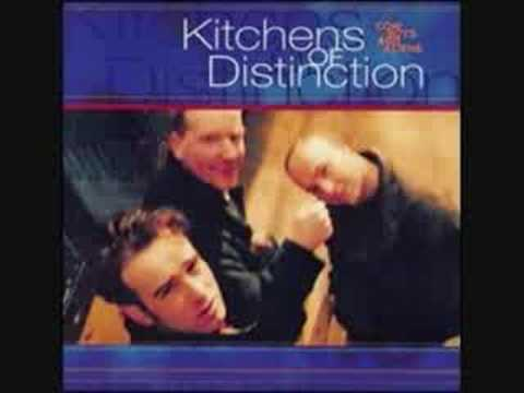 Kitchens of Distinction - Sand on Fire