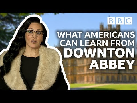 What Americans can learn from Downton Abbey w/ Michelle Visage - BBC