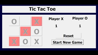 How to Create Tic Tac Toe Game in Excel Using VBA