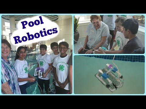 Sea Perch Robotics - Friendship Village Residents and Tefft Middle School