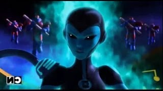 "Green Lantern the Animated Series: Review of Season 1 Episode 26 ""Dark Matter"""