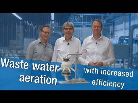Waste Water Aeration With Increased Efficiency (jet Aeration)