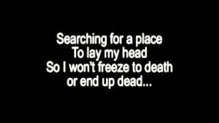 Homeless Lyrics Video