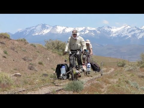 Railbiking Adventure in Retirement, a once in a lifetime adventure.