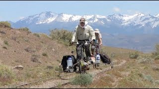 Railbiking in Retirement, a once in a lifetime adventure.