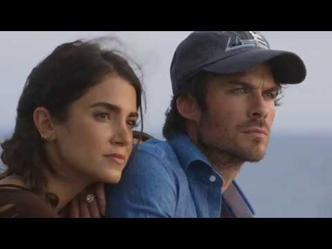 Behind the s with Nikki Reed and Ian Somerhalder
