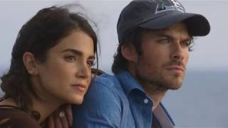 Behind the Scenes with Nikki Reed and Ian Somerhalder