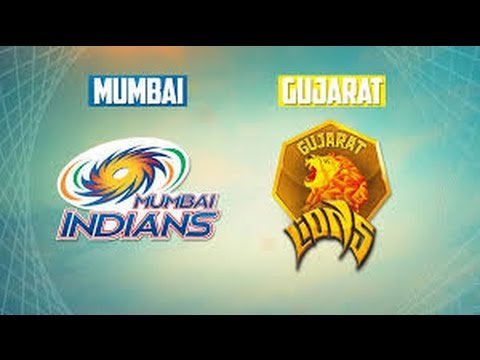 Gujarat Lions vs Mumbai Indians (Vivo IPL 2017) - Cricket 17