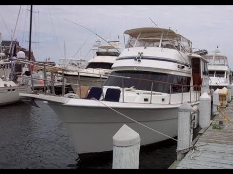 49 Gulfstar 1984 Motoryacht for sale - 1 World Yachts