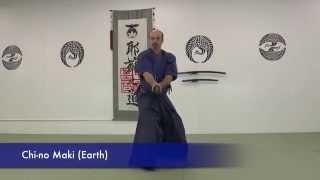 Yeshua-Do Video #2 - Gorin Kata (Chi-no Maki)