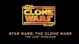 LINK PARA DESCARGAR Lost Missions / Misiones Perdidas Star Wars: The Clone Wars Solo por Netflix