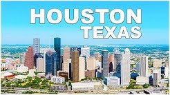 Houston TEXAS Downtown Tour