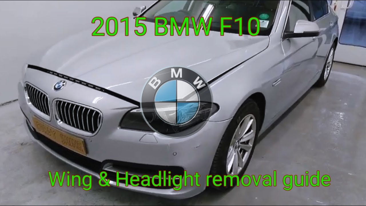 Bmw F10 Headlight Diagram - Auto Electrical Wiring Diagram •