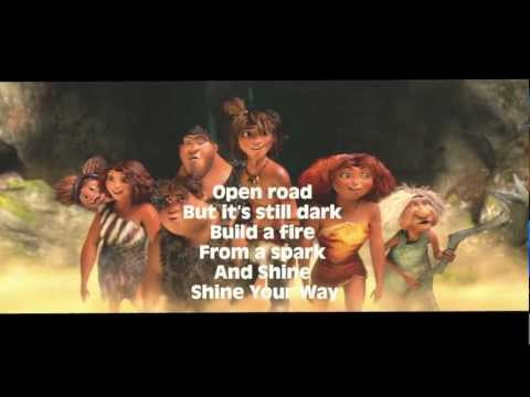 The Croods - Owl City and Yuna