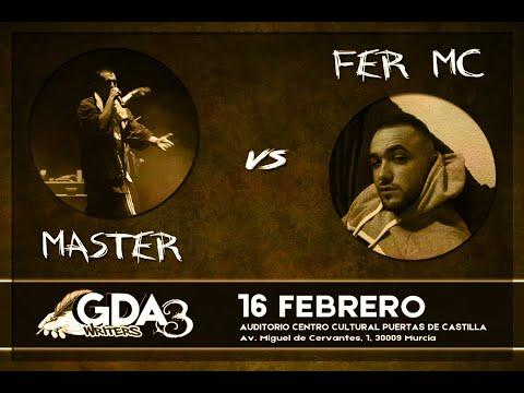 #GDAwriters3 MASTER vs FER MC Batalla Escrita