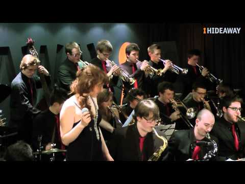 Frank Sinatra - I Wish You Love performed by NYJO, live at Hideaway mp3