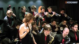 Frank Sinatra - I Wish You Love performed by NYJO, live at Hideaway