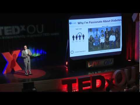 Past, Present, and Future of Diabetes Care: Mike Moradi at TEDxOU