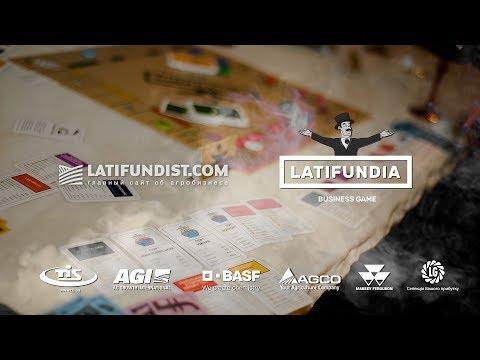 Grain Ukraine Club & Latifundia Business Game