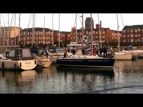Sailing On The Mersey  - Liverpool Yacht Club