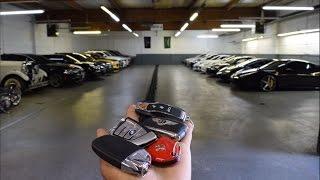SUPERCAR GARAGE UPDATE !!!!! gt3rs lamborghini  ferrari  and more.