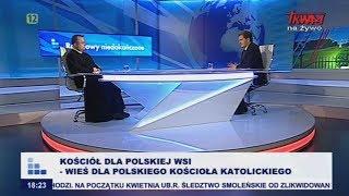 Rozmowy niedokończone: Kościół dla polskiej wsi - wieś dla polskiego kościoła katolickiego cz.I