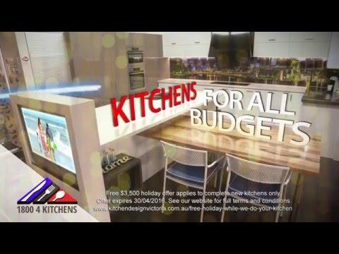 Kitchen Design Victoria Television Commercial by Rockmans Creative Media