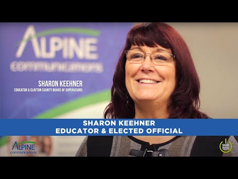Sharon Keehner Educator & Elected Official Part 1