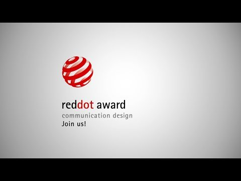 Red Dot Award: Communication Design - not only for agencies and designers, but also for companies