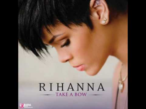 Take a Bow  Rihanna Instrumental