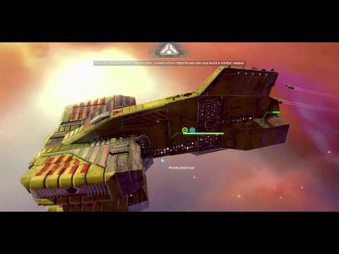 Lets Play... Homeworld Remastered - Ep 5 - That Thing Shoots Missiles!