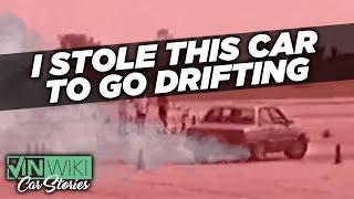 This STOLEN Peugeot is the best cheap drift car ever