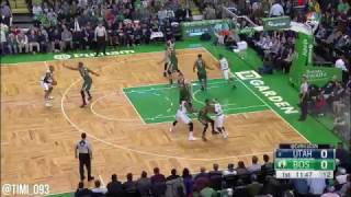 Al Horford Highlights vs Utah Jazz (21 pts)