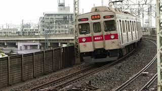 【今のうちにシリーズ 】東武伊勢崎線を行く 東急8500系 8627編成