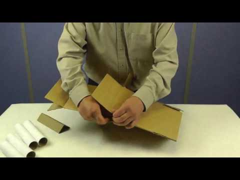 How to strengthen a box