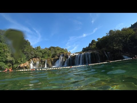 Croatia Trip, August 2017 (4K): Split, Krka, Plitvice,...