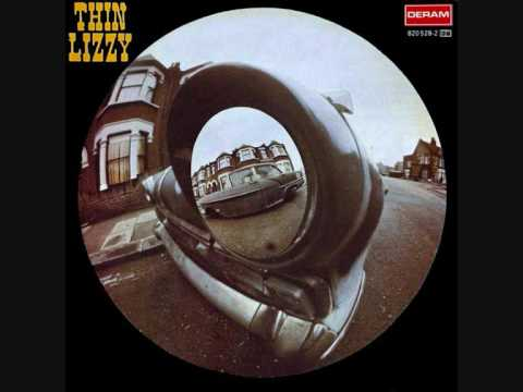 Thin Lizzy -  Old Moon Madness
