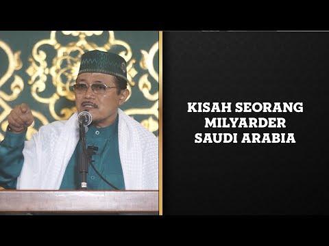 KISAH SEORANG MILYARDER SAUDI ARABIA : Kyai Prof Dr H Ahmad Zahro MA Al-Chafidz