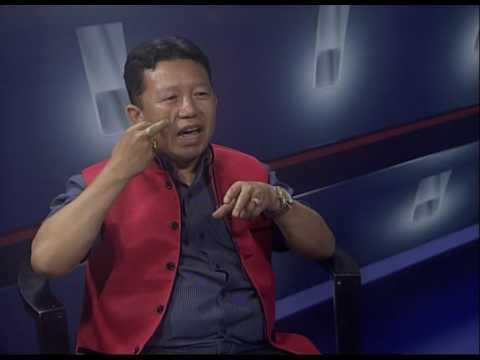 Interview of Bhagawan chamling Rai on NTV .नेपाल टेलिभिजनमा भगवान चाम्लीङ राईज्यूको अन्तरवार्ता