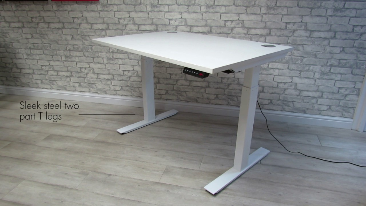 New Liberty Budget Electric Sit Stand Desk