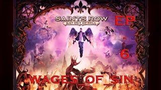 Бейсбол с демонами [Saints Row: Gat out of Hell][EP-6]