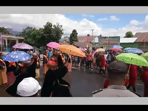 Tarian Legu Legu Adat Sahu Halmahera Barat  Maluku Utara