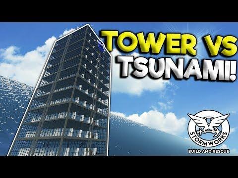 DESTRUCTIBLE TOWER VS