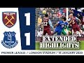 EXTENDED HIGHLIGHTS: NEWCASTLE 1-2 EVERTON