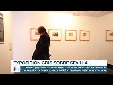 Exposición CDIS sobre Sevilla