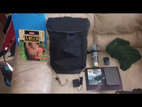 Invisible backpack開箱review - YouTube 3467237118438