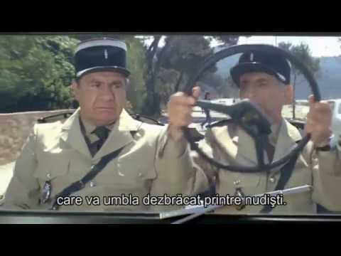 Jandarmeria distreaza Romania! Louis de Funes - miercuri, 20:30, la Prima TV from YouTube · Duration:  45 seconds