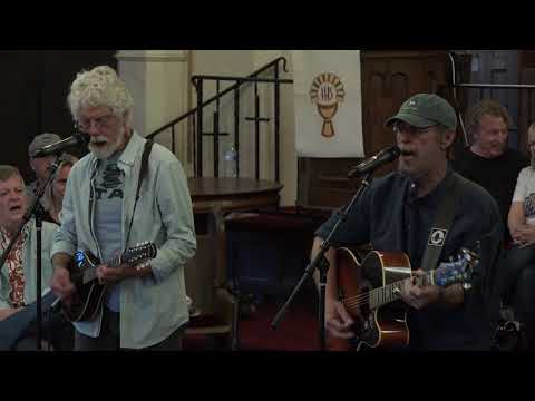 """""""Willin'"""" by Little Feat's Paul Barrere and Fred Tackett (Acoustic) HD"""