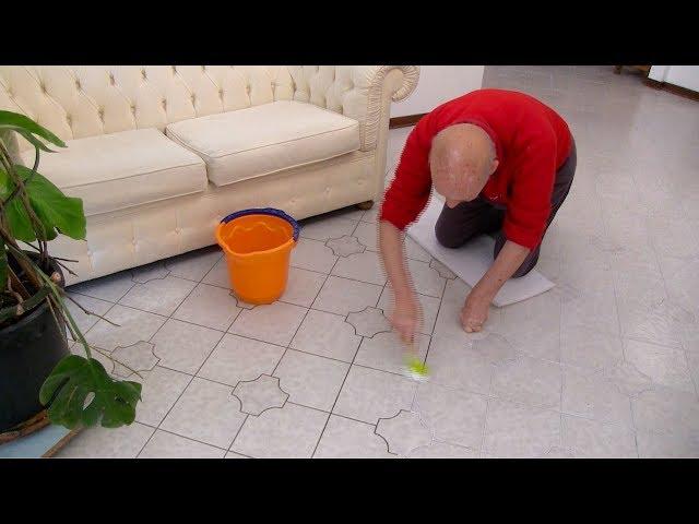 Come riempire le fughe tra le piastrelle tutorial leroy