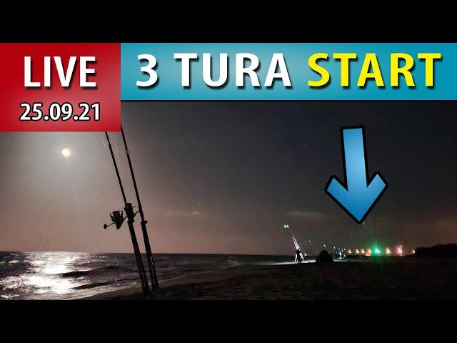 LIVE ➤ 3 Tura Zaczynamy!